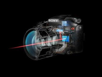 Sony Alpha SLT-A77