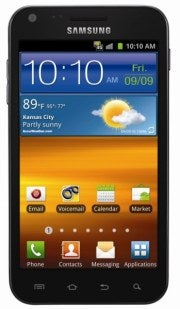 Samsung Galaxy S II for Sprint