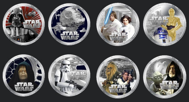 Geek Cash Star Wars Coins Are Legal Tender On South