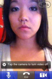Video chat in Tango