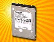 Toshiba Introduces a 1-Terabyte 2.5-Inch Hard Disk Drive for Laptops
