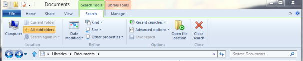 Windows 8 Will Sport a Revamped Explorer