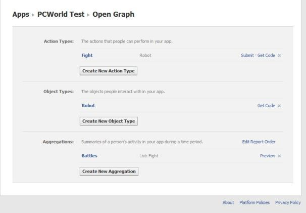 The Open Graph Confirmation Page