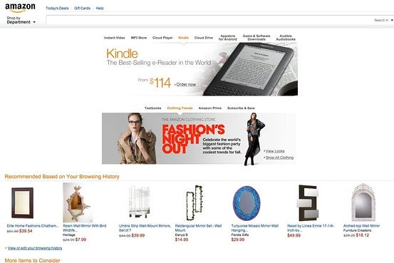 Amazon's New Look May Offer Clues About Tablet