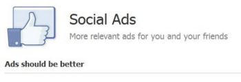 Why Your Business Should Run Facebook's Social Ads