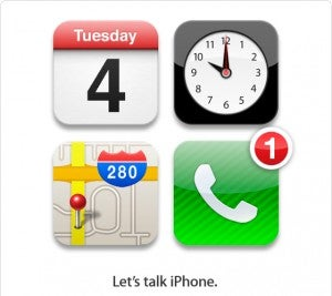 Apple iPhone 5 Event Set for Oct. 4