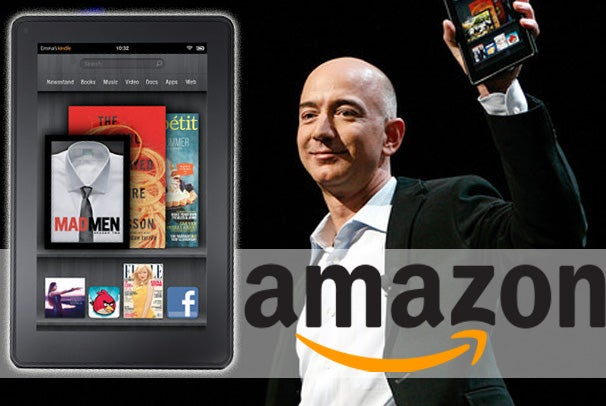 Kindle Fire Preorders: 95,000 Units Sold