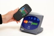 PayPass reader for Google Wallet