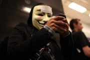 Spinoff of Hactivist Group Anonymous Targets Celebrities