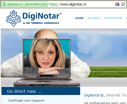Comodo CEO Says DigiNotar Hack Was State-Sponsored