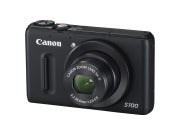 The Canon PowerShot S100