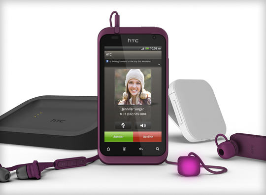 Verizon Sets HTC Rhyme's Price, Launch Date