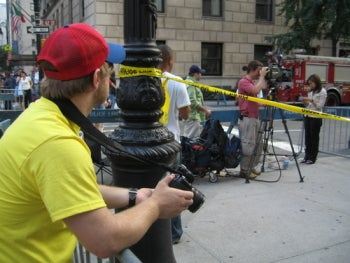 FAQ: When Can You Capture Cops on Camera?