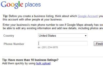 Why Your Business Should Be on Google Places | PCWorld