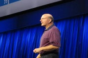 Steve Ballmer Tells Windows 8 Conference That Microsoft Is