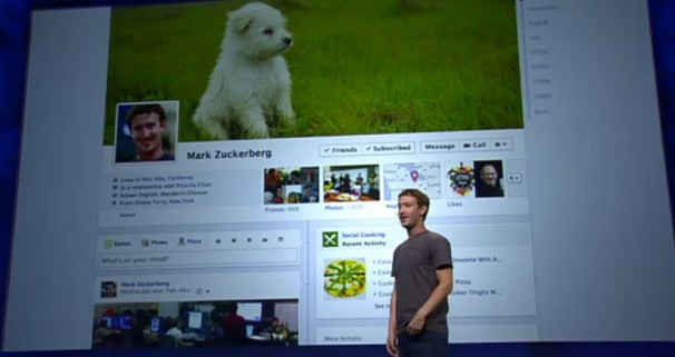Facebook Adds Timeline Feature and Supercharge