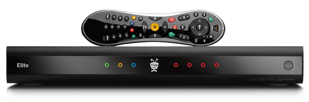 Tivo Premiere Elite Loaded with 2TB of Storage Space