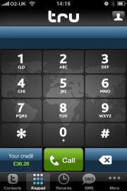 Truphone Tru app