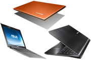 Ultrabook laptops
