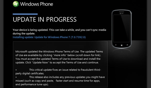 Windows Phone Mango: How to Upgrade Now
