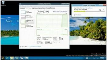 Windows 8 will feature a new Task Manager.