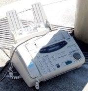 Kick that fax machine to the curb.