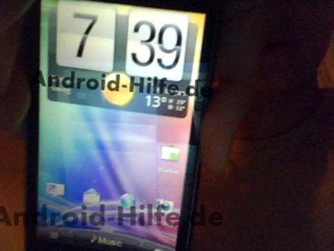 The Rumored HTC Beat.