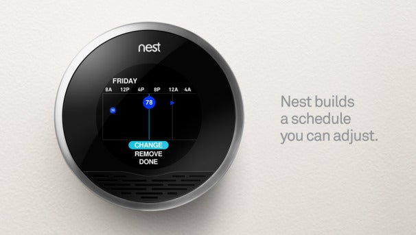 Ipod Guru Launches Sleek Thermostat Named Nest Pcworld
