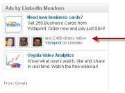 Sample LinkedIn ad (Image:LinkedIn)
