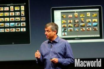 Apple iPhone 4S keynote