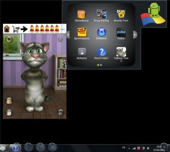 BlueStacks App Player for Windows screenshot