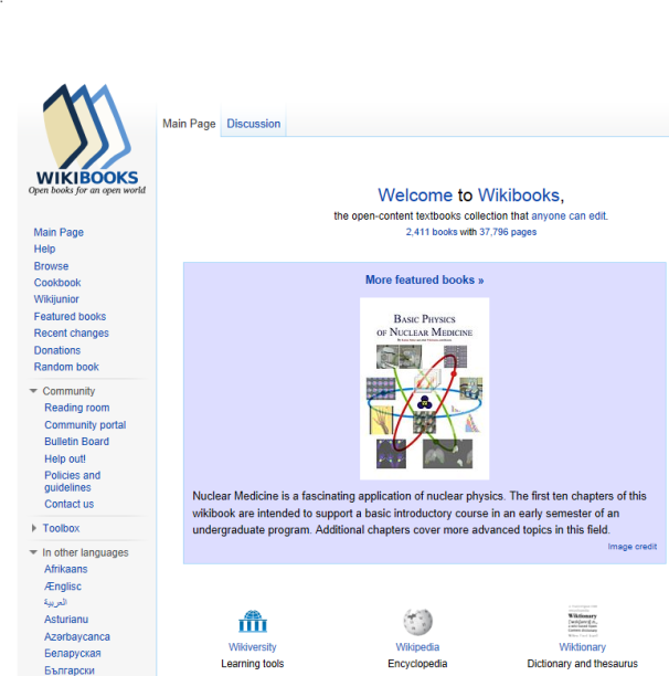 Download free ebooks from Wikibooks.