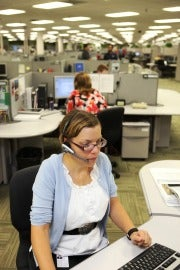 Canon customer support center