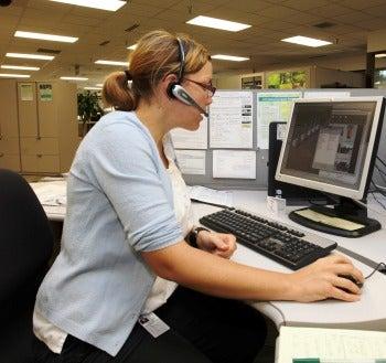 Canon customer support center