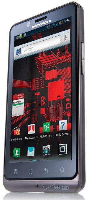 Verizon Droid Bionic