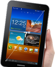 Samsung's Galaxy Tab 7.0 Plus Tablet: Too Pricey at $400?