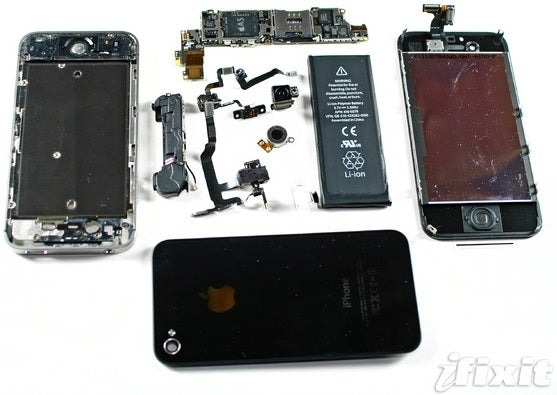Inside the iPhone 4S: Is It a Work of Art?