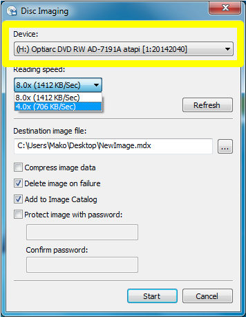 How to Create and Mount an ISO Disc Image   PCWorld