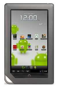 Nook Color running Android