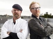Mythbusters duo Adam Savage and Jamie Hyneman will host.