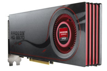 AMD Radeon HD 6970.