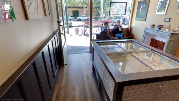 Google Street View Adds Store Interiors