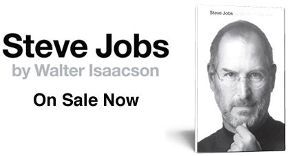 Steve Jobs Media Blitz: Book, Web Memorial, and TV Interview | PCWorld