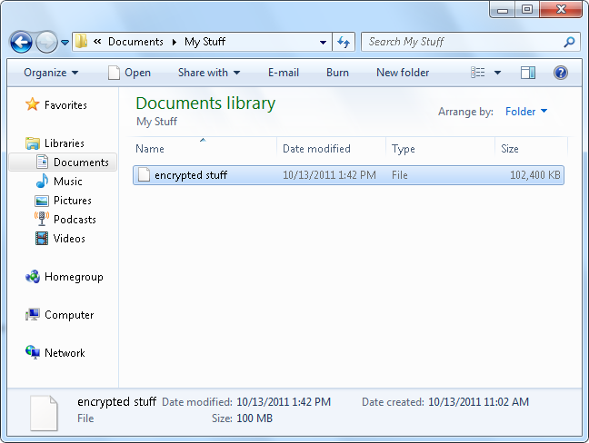 How to Use TrueCrypt to Encrypt Your Sensitive Documents | PCWorld