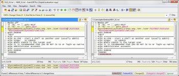 ExamDiff Pro 5.5 screenshot