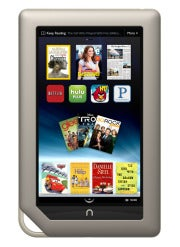 Barnes & Noble Nook Tablet Ships Early