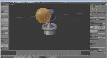 Three 3-D Modeling Programs, From Free to Fancy: Blender, 3DCrafter
