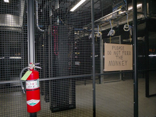 Inside Facebook's Amazing Oregon Data Center