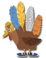 Google Doodle Thanksgiving 2011