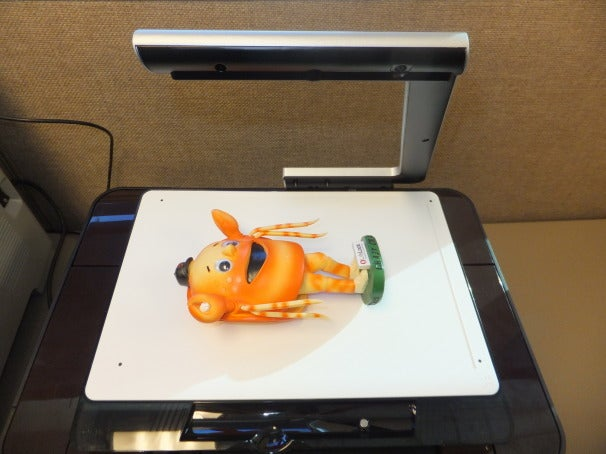 HP TopShot Printer Attempts to Take Truly Three-Dimensional Images